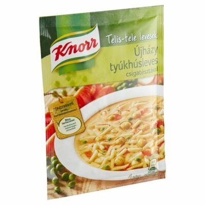 Knorr újházy tyúkhúsleves 67g