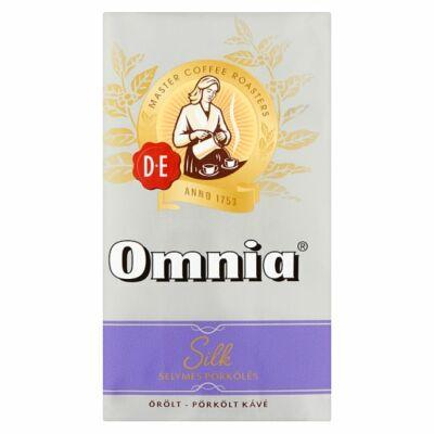Douwe Egberts Omnia Silk őrölt pörkölt kávé 250g