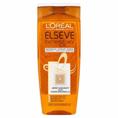 L'Oréal Paris Elseve Extraordinary Oil könnyű tápláló sampon kókuszolajjal 250ml