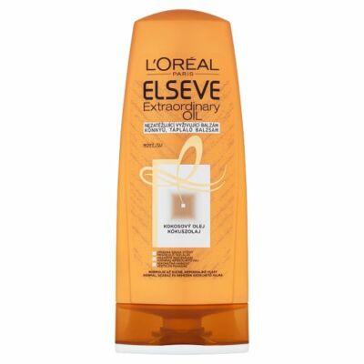 L'Oréal Paris Elseve Extraordinary Oil könnyű tápláló balzsam kókuszolajjal 200ml