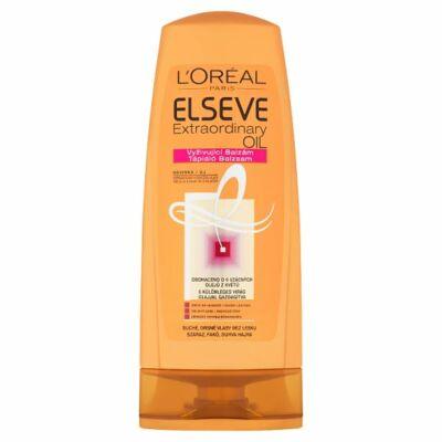 L'Oréal Paris Elseve Extraordinary Oil tápláló balzsam száraz, fakó durva hajra 200ml