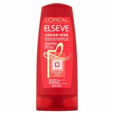 L'Oréal Paris Elseve Color-Vive ápoló balzsam festett hajra 200ml