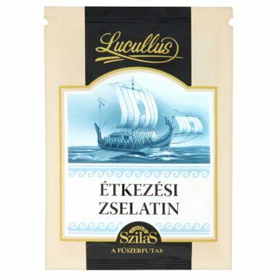 Lucullus Zselatin 15g