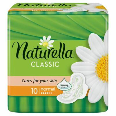 Naturella Classic Normal Camomile egészségügyi betét 10db