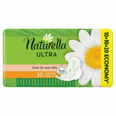 Naturella Ultra Normal Camomile egészségügyi betét 20db