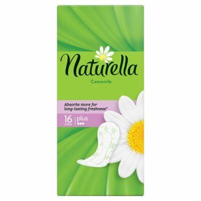 Naturella Plus Camomile tisztasági betét 16db
