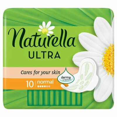 Naturella Ultra Normal Camomile egészségügyi betét 10db