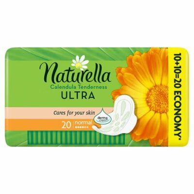 Naturella Ultra Normal Calendula Tenderness egészségügyi betét 20db