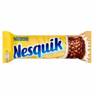 Nestlé Nesquik kakaós gabonapehely szelet 25g