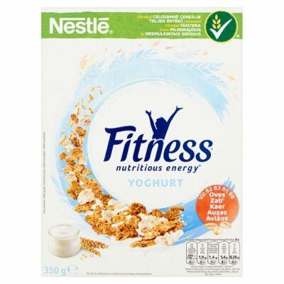 Nestlé Fitness natúr és joghurtos masszával bevont gabonapehely 350g