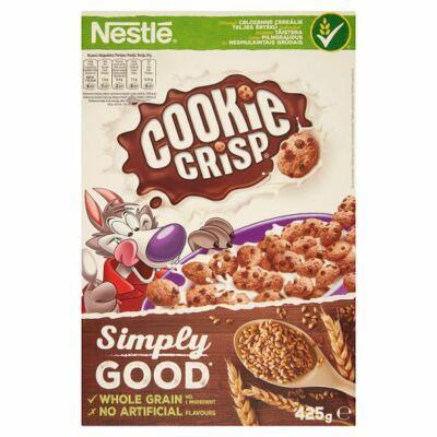 Nestlé Cookie Crisp süti formájú csoki ízű ropogós gabonapehely 425g