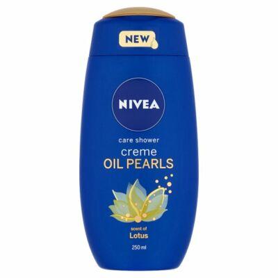 Nivea Cream Oil Pearls Krémtusfürdő 250ml