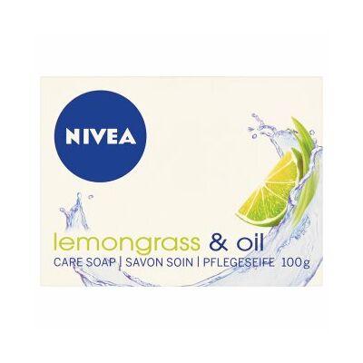 Nivea Lemongrass Oil krémszappan 100g
