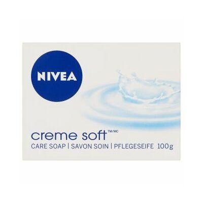 Nivea Creme Soft krémszappan 100g