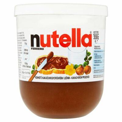 Nutella mogyorókrém 200g