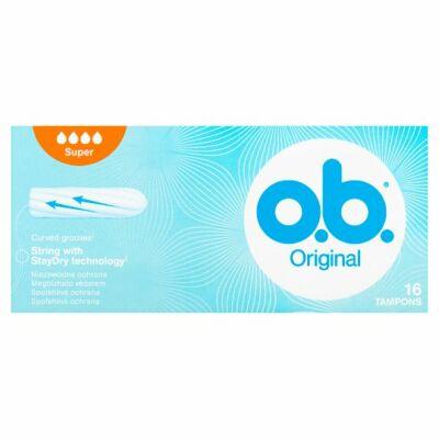 O.B. Original Super tampon 16db