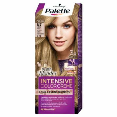 Palette ICC N7 világosszőke hajfesték