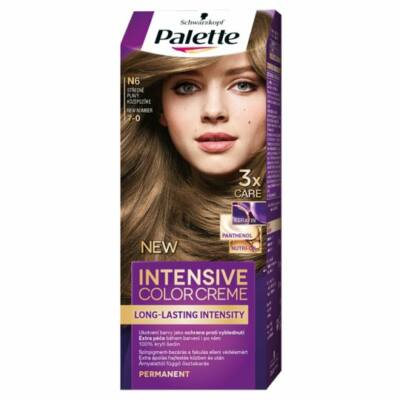 Palette ICC N6 középszőke hajfesték