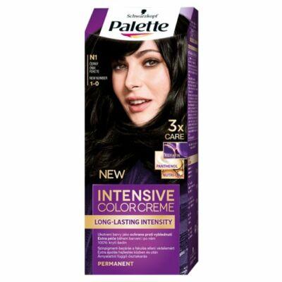 Palette ICC N1 fekete hajfesték