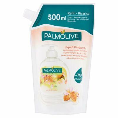 Palmolive Almond & Milk Folyékony Szappan Utántöltő 500ml