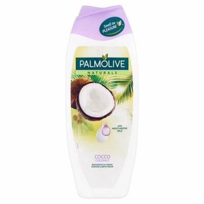 Palmolive Naturals Coconut tus és habfürdő 500ml