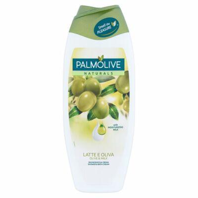 Palmolive Naturals Olive Milk tus és habfürdő 500ml