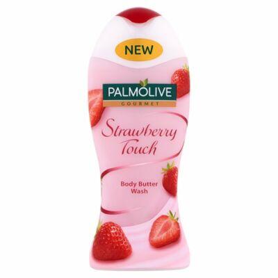 Palmolive Gourmet Strawberry Touch Krémtusfürdő 250ml