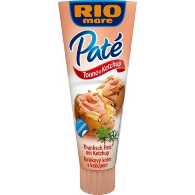 Rio Mare Paté tonhal+ketchup 100g