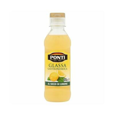 Ponti Glassa Gastronomica krém citromlével 0,22g
