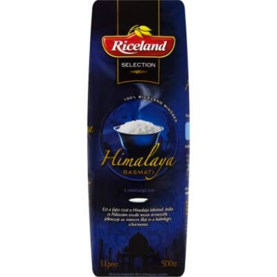 Riceland Selection Himalaya Basmati 'A' minőségű rizs 500g