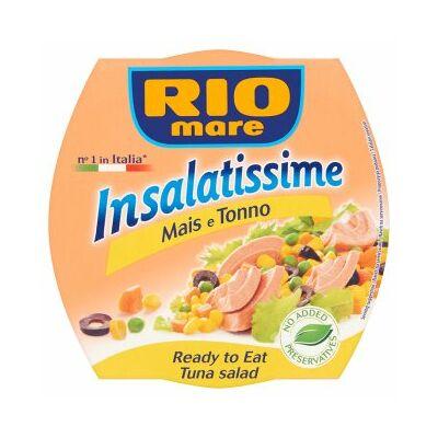 Rio Mare Insalatissime kukoricás tonhalsaláta 160g