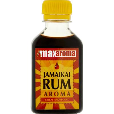 Max Aroma jamaikai rum 30ml