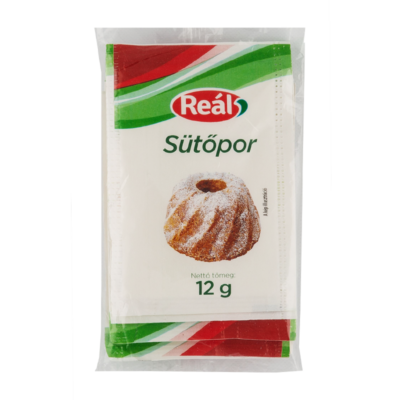 Reál sütőpor 5x12g