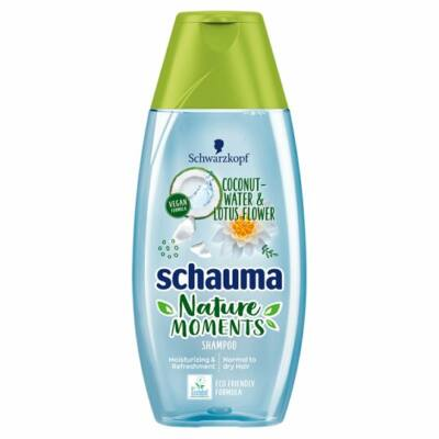 Schauma Nature Moments Coconut Water sampont 250ml