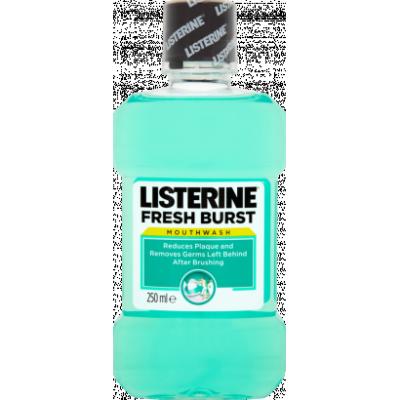 Listerine Fresh Burst szájvíz 250ml