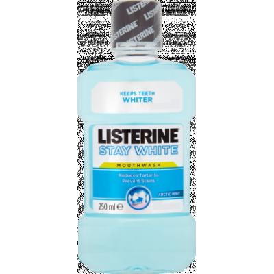 Listerine Stay White Arctic Mint szájvíz 250ml