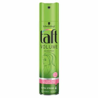 Taft dús hatás ultra erős hajlakk 250ml