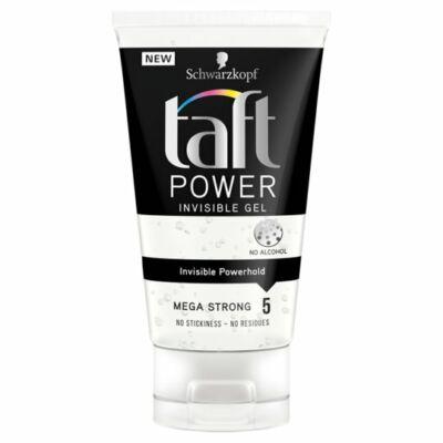 Taft Power Invisible hajzselé 150ml