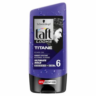 Taft Looks titán hatás hajzselé 150ml