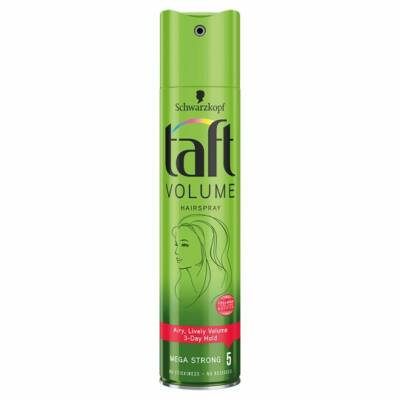 Taft dús hatás mega erős hajlakk 250ml