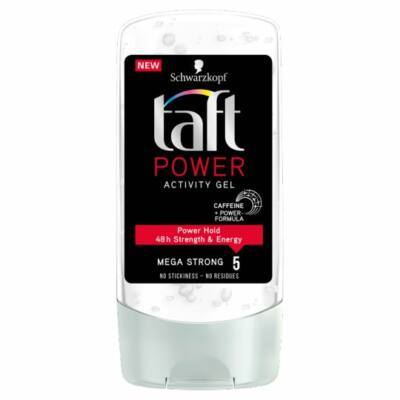 Taft Power Activity hajzselé 150ml