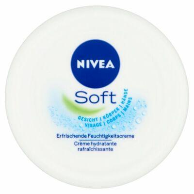 Nivea Soft intenzíven hidratáló krém 50ml