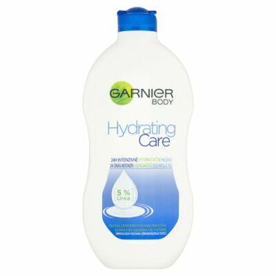 Garnier Body Hydrating Care Intenzív vízmegkötő testápoló tej száraz és dehidratált bőrre 400ml