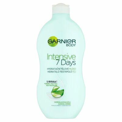 Garnier Body Intenzív 7 nap hidratáló testápoló tej normál bőrre 400ml