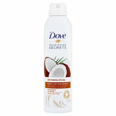 Dove Restoring Ritual testápoló spray 190ml