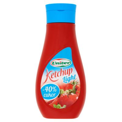 Univer Ketchup light 460g